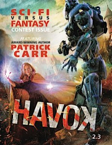 Havok Science Fiction Fantasy