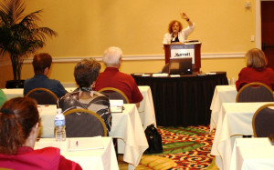 Laura Parker Castoro teaching at the Florida Writers Association conference http://www.floridawriters.net/2013_FWA_Conferences.html