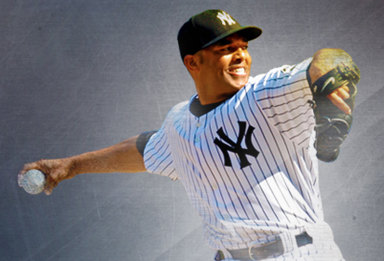 Mariano Rivera pitch