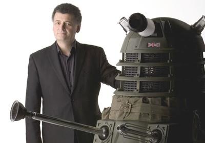 Steven Moffat Dalek